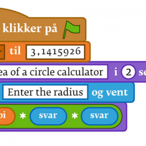 Programmering som nyt sprog i fagene